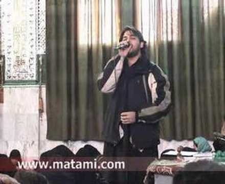 Nadeem Abbas Lune Wala - Majboor Hogayan - 15th Safar 2008