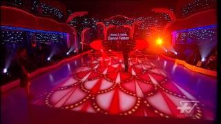 Amos & Adela - Kercimi i dyte - Dance Fusion - Finalja - Show - Vizion Plus
