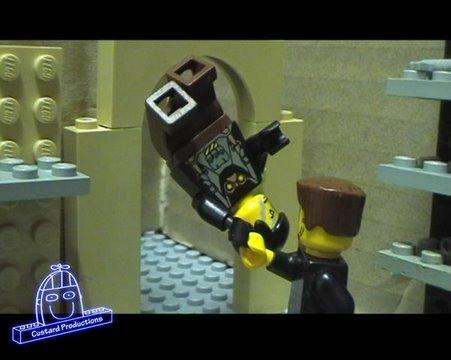 The Lego Ultimatum