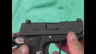 Sig P938 Review and Range Testing, Saturday Night Special with Heels!