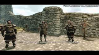 SKYRIM How to become a WereWolf! / Companion Quests Walkthrough! (Subtitles) PART TWO