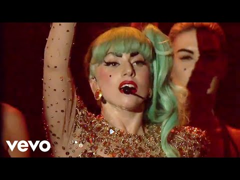 Lady Gaga - Just Dance (Gaga Live Sydney Monster Hall)