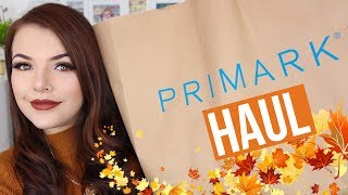 PRIMARK HAUL - August 2018 | Cherry Wallis