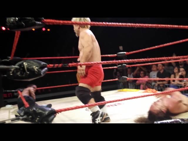 Extreme Midget Wrestling Last Man Standing