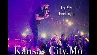 Download Lagu In My Feelings Drake Kansas City Mo Aubrey & The Three Amigos Tour 8/12/18 Gratis STAFABAND