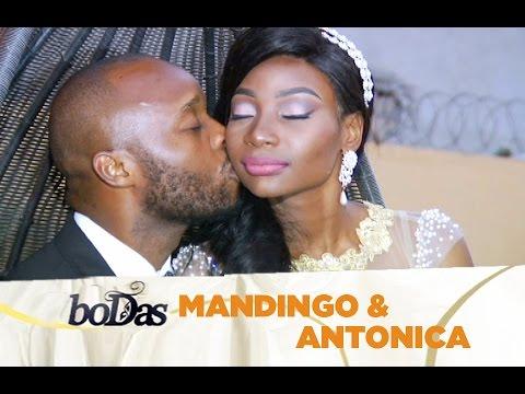 BODAS| MANDINGO & ANTONICA