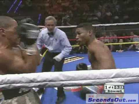 Boxing - Yuriorkis Gamboa&#039;s US Debut vs Adailton De Jesus