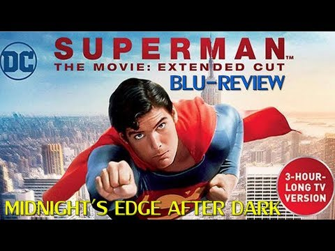 Superman The Movie (1978) TV Extended Version Blu-Review thumbnail