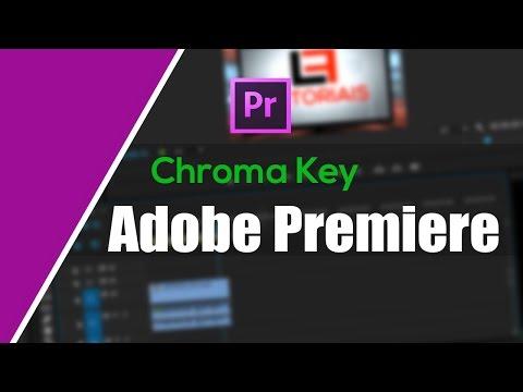 Como fazer o efeito Chroma Key no Adobe Premiere Pro CC (Ultra Key)