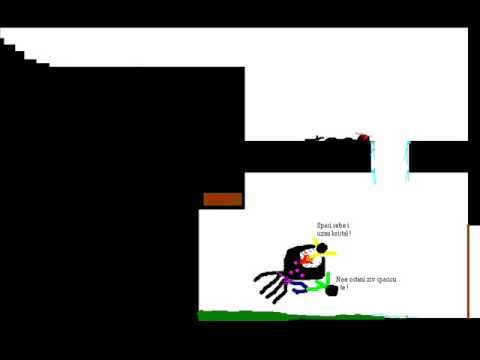 Jix i Jox Epizoda 1 : Nestanak Kristala !(Paint edition)