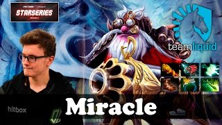 Miracle Sniper | Liquid vs VG.J | StarLadder i-League Dota 2