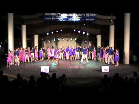 Steppin' Out (Swing Medley) - Upper Darby Summer Stage Shooting Stars - Rose Tree 2009