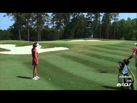 2014 LPGA Airbus Classic - Korda & Wie Final Round