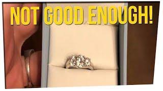 Woman Shamed Boyfriend's Engagement Ring ft. Stephanie Soo & David So