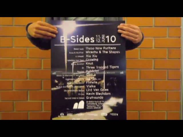 1500 B-SIDES Plakate