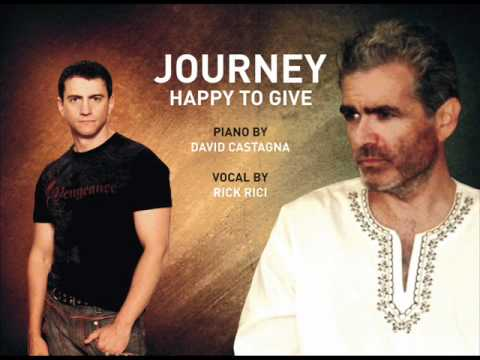 Journey - Happy to Give