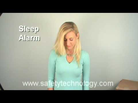 Nap Zapper Anti-Drowsy Driver Alarm - Listen to a Nap Zapper in action.