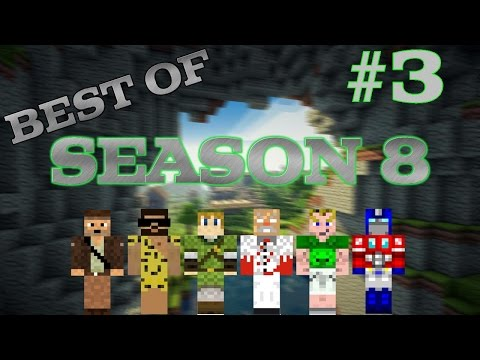 Best of Minecraft Season 8 #3 Best of Pietsmiet