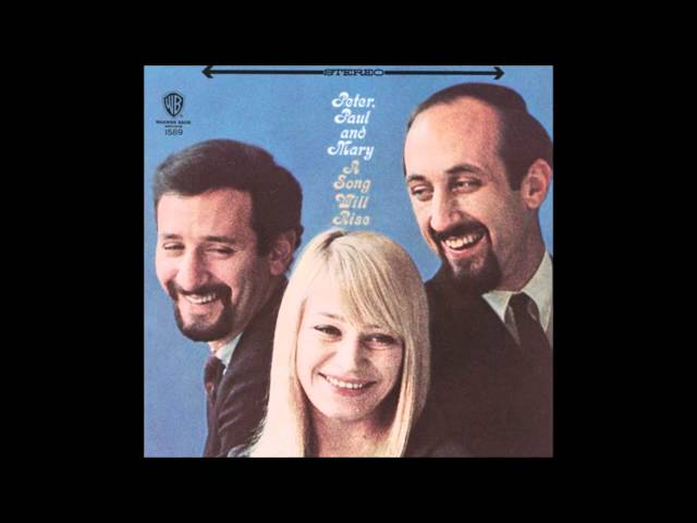 "Peter, Paul & Mary - ""Monday Morning"""