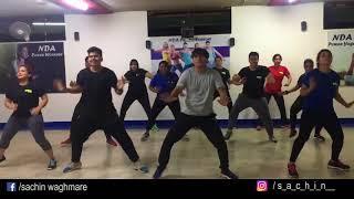 Swag Se Swagat | Bollywood Zumba Fitness| Tiger Zinda Hai | NDA Fitness