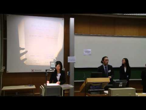 HSBC Asia Pacific Business Case Competition 2014   Round 1 C4   Taylor's University