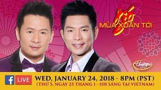 Livestream với Bằng Kiều & Trần Thái Hòa - Jan 24, 2018