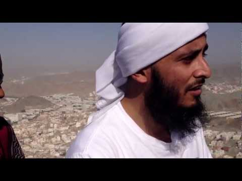 SubahanAllah Nasheed on top of mount Noor by Ehsaan Tahmid