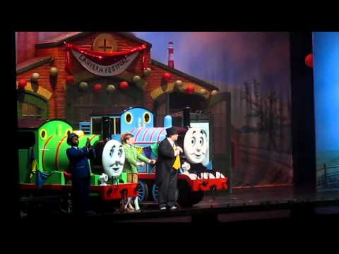 thomas and friends live on stage 1 toronto 2011 how to
