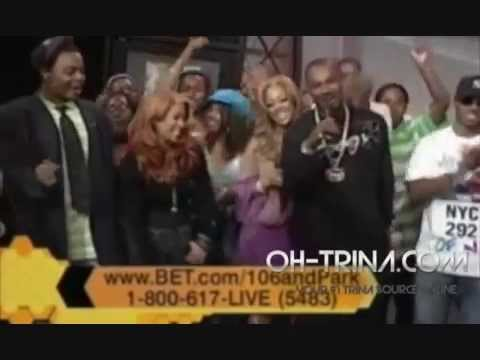 [Throwback] Young Bimbo Winehouse with Keyshia Cole & Trina on 106 & PARK!