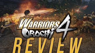 Warriors Orochi 4 Duo Review   Is It Any Good?