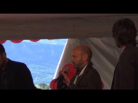 Intervento di Paolo Talanca al Premio Pigro 2013 Ivan Graziani – 26 maggio Bolognano (Pescara)