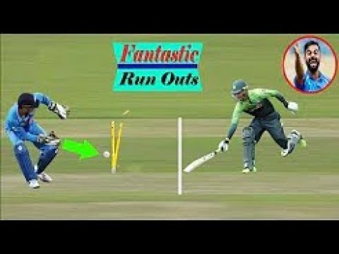 Top 10 Fantastic Run Outs by Wicket Keeper in Cricket - Fantastic Run Outs