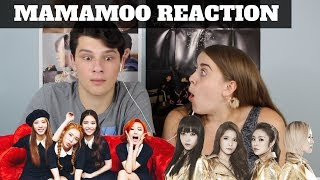 Download Lagu MAMAMOO REACTION: PIANO MAN, YOU'RE THE BEST, DECALCOMANIE (KPOP REACTIONS S1 EP6) Gratis STAFABAND