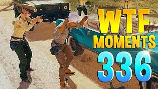PUBG Daily Funny WTF Moments Highlights Ep 336