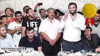 Popuri musiqili meyxana 2015 Mehmanin toyu (Rüfət, Pərviz, Rəşad, Vüqar, Vasif və b.) Meyxana