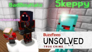 Unsolved Mystery of Minecraft Monday