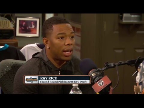 Ray Rice In-Studio on The Dan Patrick Show (Part 1)