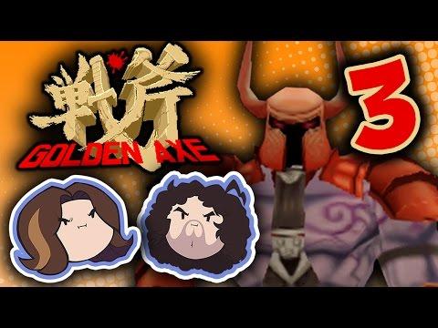 Golden Axe HD: Big Bird - PART 3 - Game Grumps