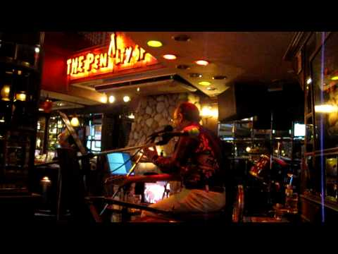 """""""Rock With You"""" Cover In Bangkok Bar"""