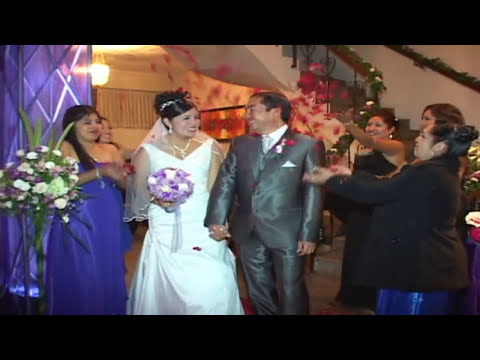 Video clip Ana y Andres - BODA 2013  MARKOS EVENTOS