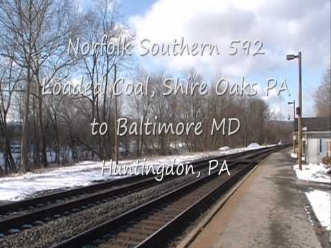 Pittsburgh Line Bash, January 9, 2011, Part 1: