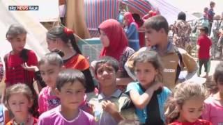 العنف يهجر الأقلية الأزيدية لكردستان