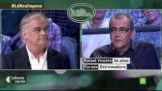 """Rafael a González Pons: """"¿Por qué no ha venido Rajoy a laSexta, no se atreve?"""""""