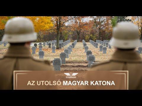 Az utolsó magyar katona