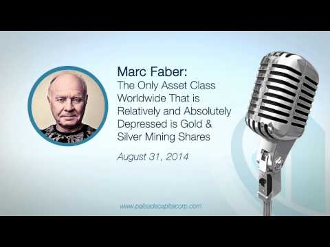 Marc Faber: Only Asset Class That is Relatively and Absolutely Depressed is Gold & Silver Shares