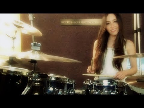 Metallica - Nothing Else Matters - Drum Cover By Meytal Cohen video