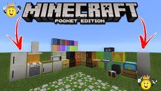 ⭐️Baixar instalar Mod Decoração Minecraft PE 📥