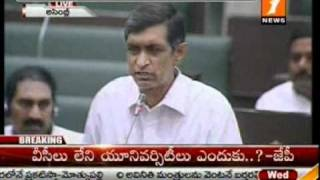 Dr JP Speech in Assembly on 22-02-2012 - 3/4