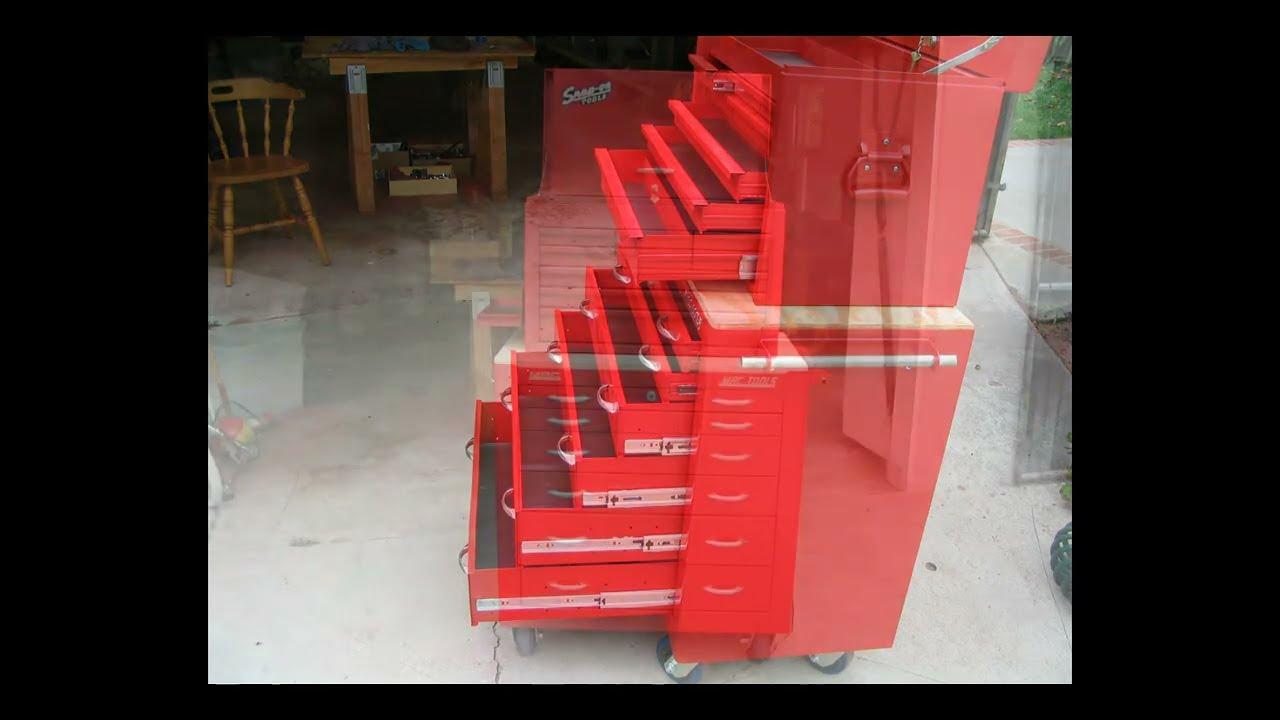 Paint file cabinet