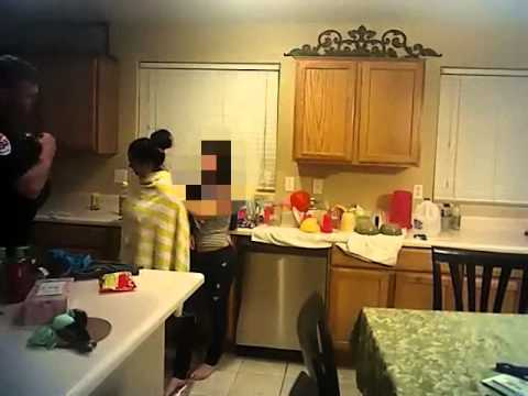 Arizona cop arrests naked woman after entering her home illegally